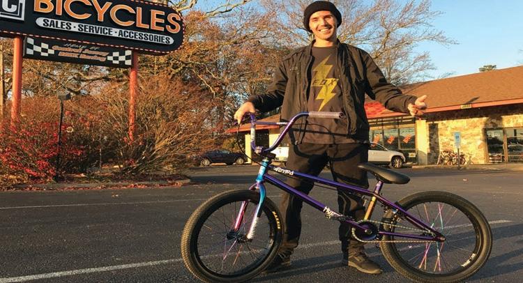 Scotty Cranmer – Building Up An Expensive Custom BMX Bike