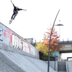 Sosh Urban Motion 2017 BMX video Tyler Fenengel and Rich Forne