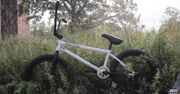 Anthony Panza Bike Build Video