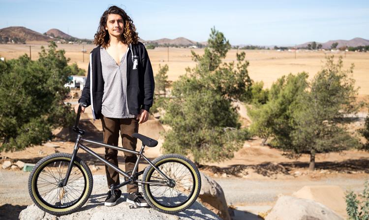 Mike Saavedra BMX Bike Check Profile Racing