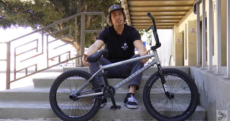 Dillon Lloyd Video Bike Check