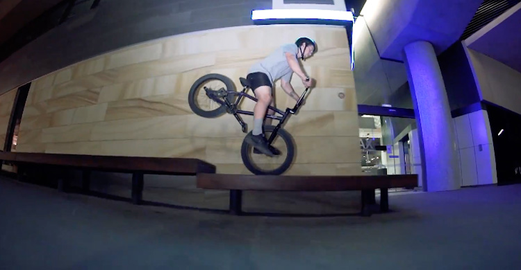 Focalpoint BMX – Into The City 01