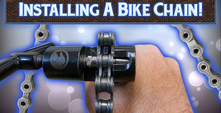 How To Install a BMX Chain