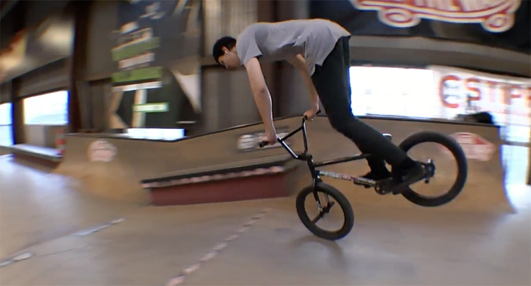 Par BMX Last Clips At Monsterparks Video