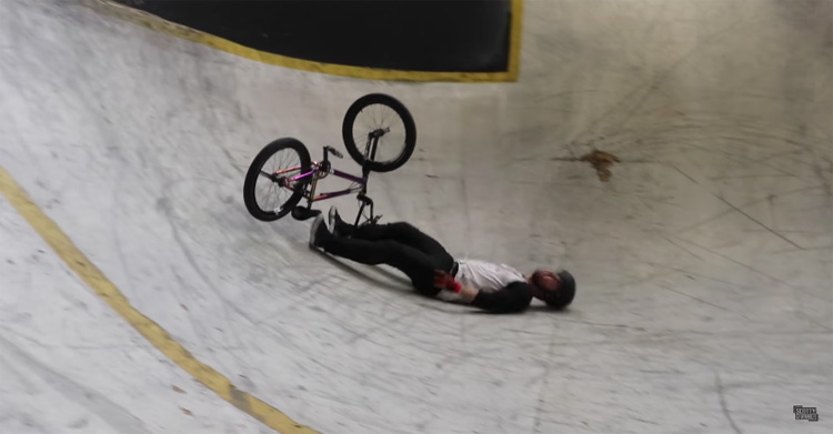 Scotty Cranmer - Worst Crash of 2018