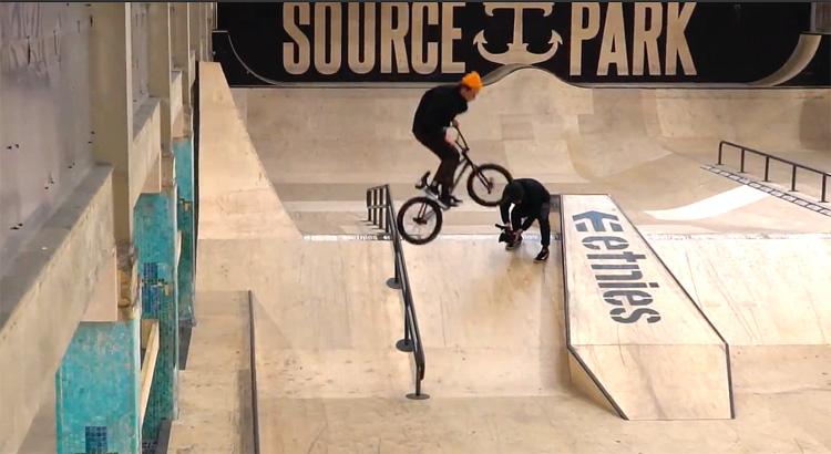 Source BMX – Lock In: Jordan Godwin