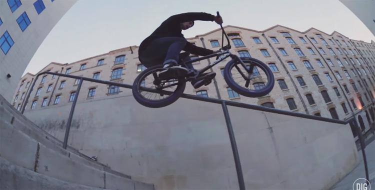 "Wethepeople BMX – Jordan Godwin ""Foundation"" Part"