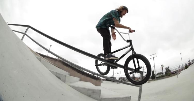Erik Elstran – BMX Creativity At Its Finest