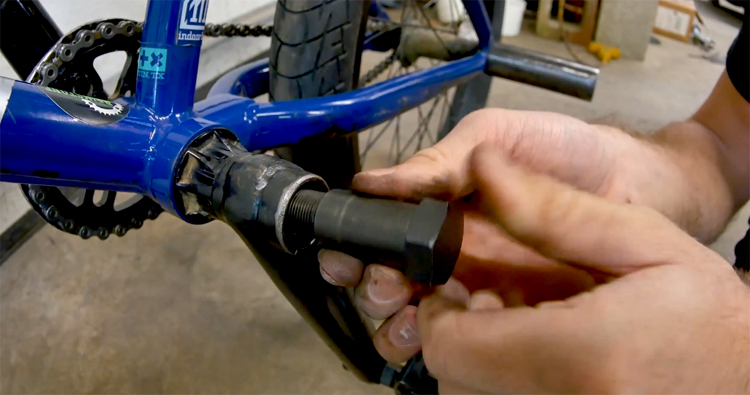 How To Use A Crank Arm Puller