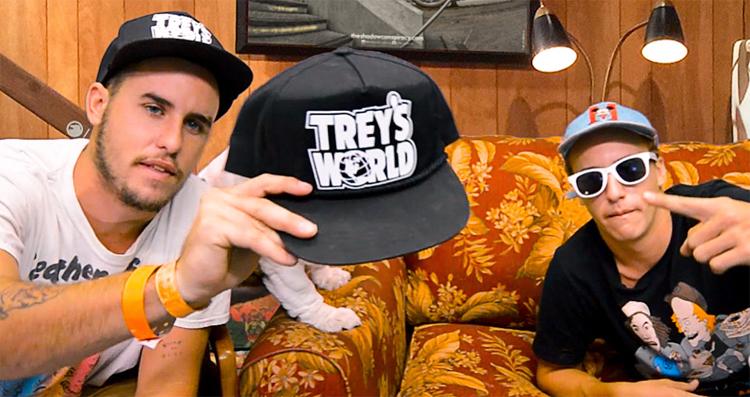 The Shadow Conspiracy – Trey's World Trucker Hat
