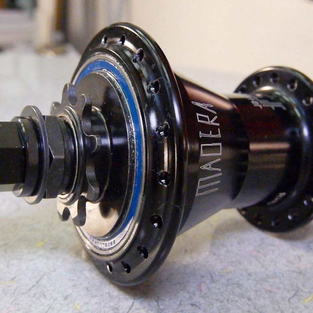 Madera BMX Gulf Coaster Freecoaster Hub