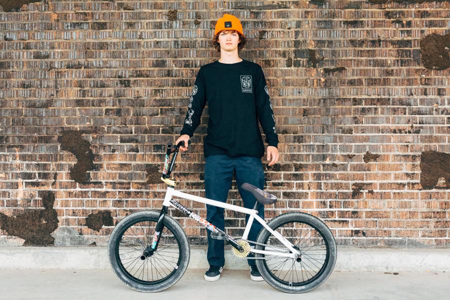 Subrosa Brand Mark Burnett BMX Bike Check