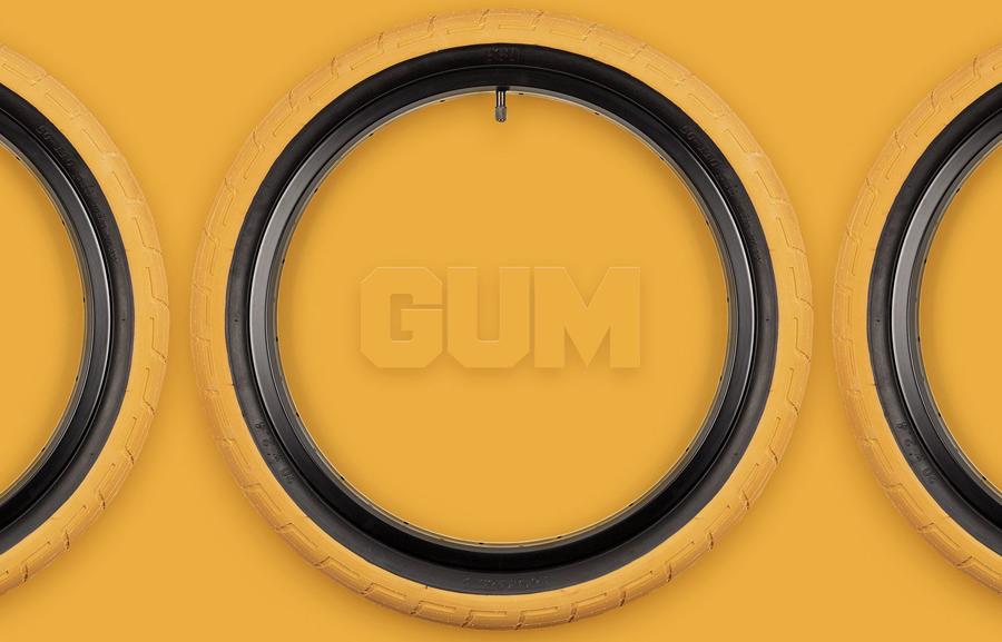 BSD Gum Donnastreet BMX Tire