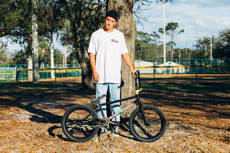Subrosa Brand Jabe Jones BMX Bike Check
