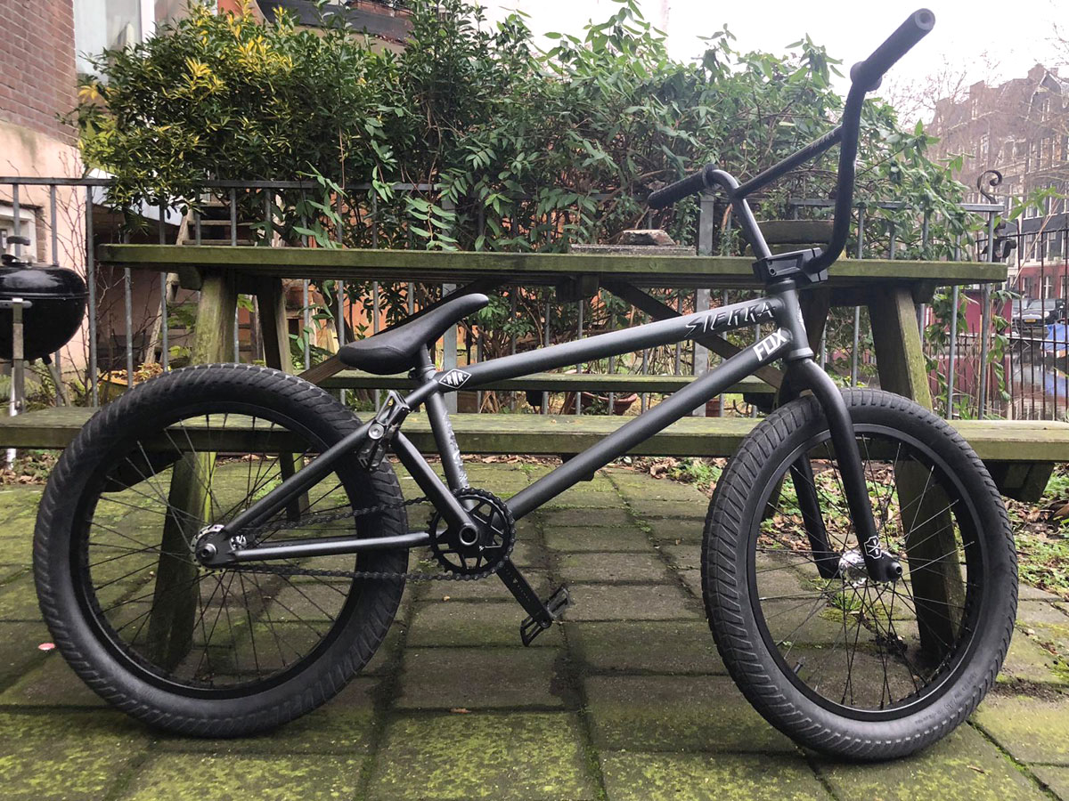 Sem Kok BMX bike check Flybikes