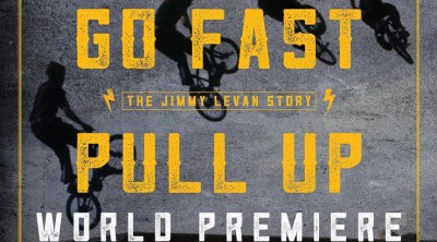 Go Fast Pull Up Jimmy Levan Story Premiere flyer
