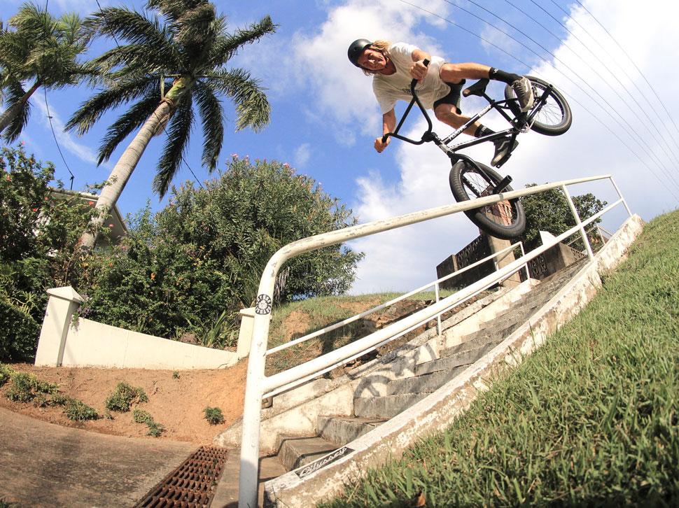 Boyd Hilder Odyssey BMX