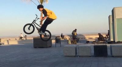 Dirty Tryps Barcelona BMX video