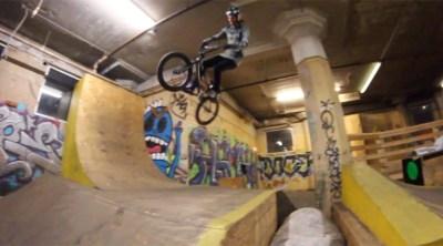 Mike's Bike Park Tyler Wogoman
