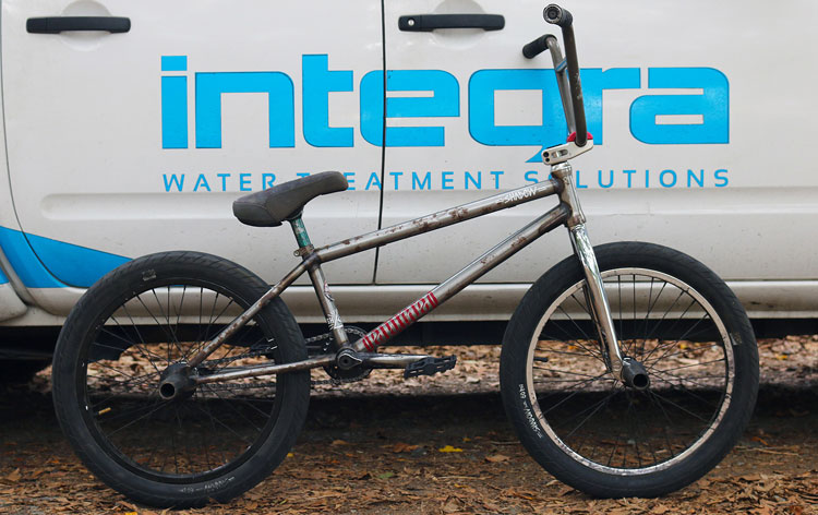Dylan Steinhardt Bike Check