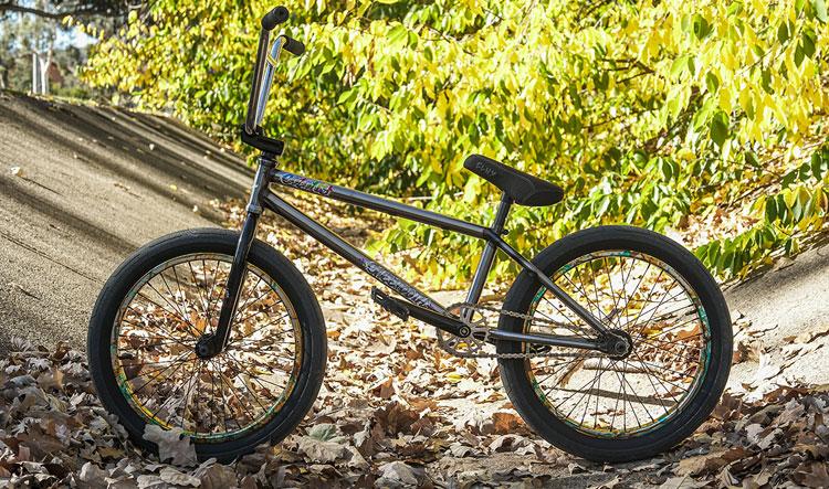 Colony – Dean Anderson Spring 2019 Bike Check