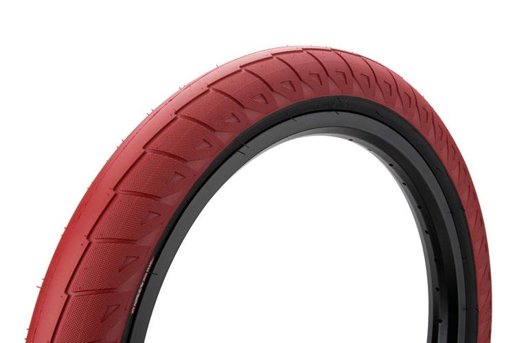 Cinema BMX Nathan Williams Tire Red