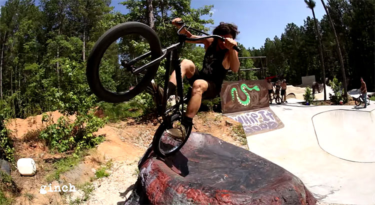 FBM BMX DIY World Championships Whipsnake BMX