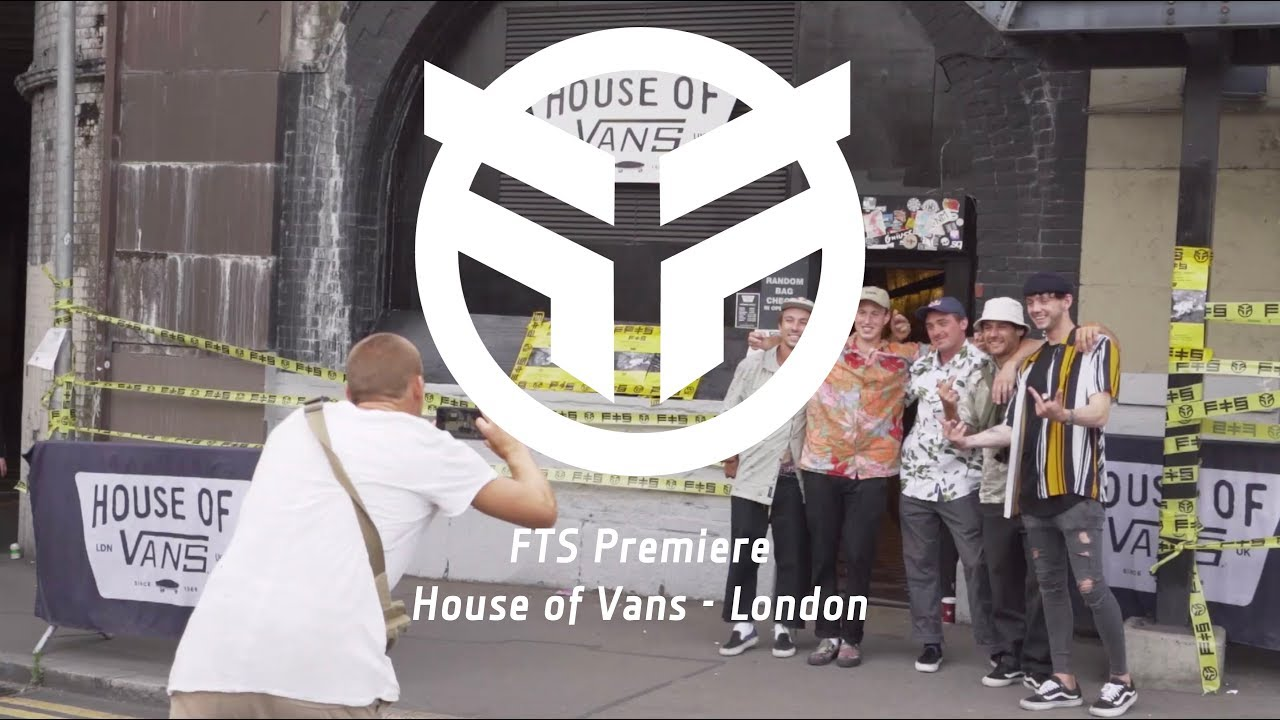 "Federal Bikes ""FTS"" Premiere at House of Vans London"