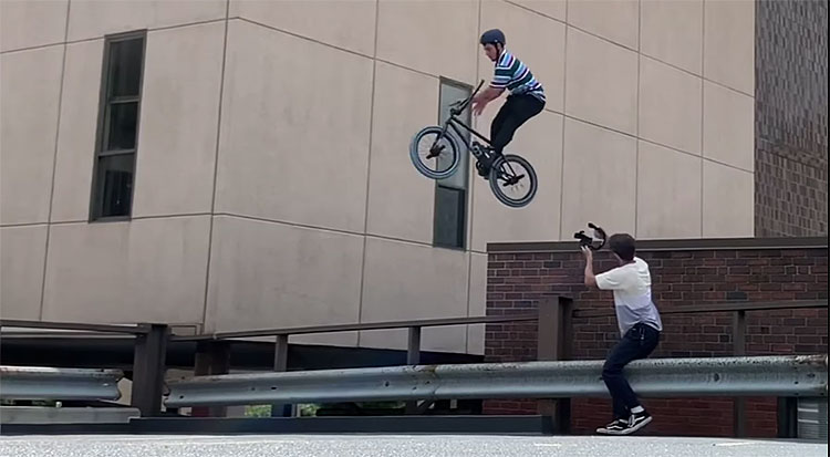 Fit Bike Co. - Cam Girvin Welcome Video