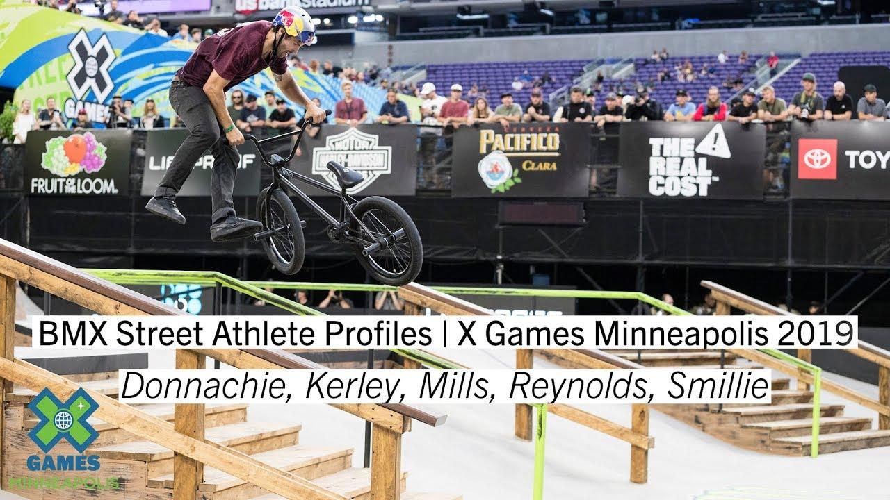 X Games 2019 - BMX Athlete Profiles