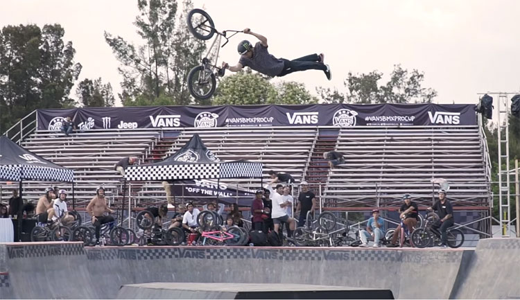 Vans BMX Pro Cup 2019 Mexico Practice Highlights