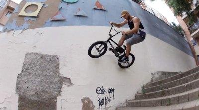 Meseroll Bike Shop Subrosa Brand Joey Hanusiewicz BMX video