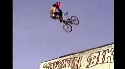 Mad Matt BMX video full