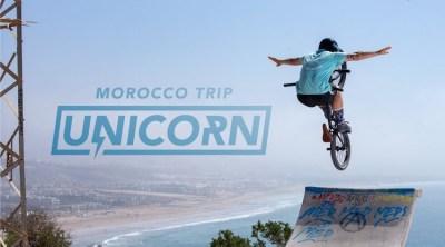 Unicorn Morocco Trip BMX video