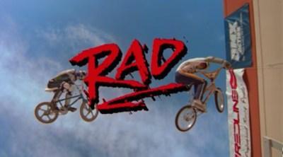 Rad 4K Trailer BMX video