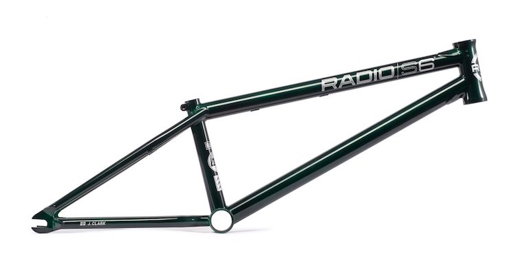 Radio Bikes S6 BMX frame