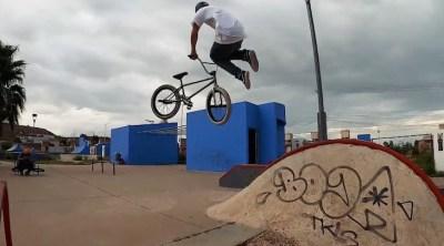 Jonathan Sifuentes Eighties Bike Co welcome video bmx