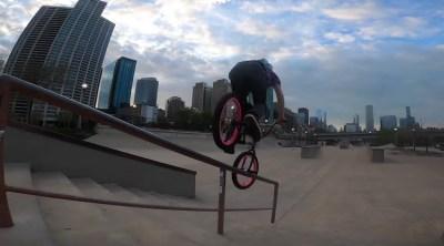 Chicago Fire BMX video