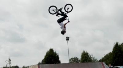 Dylan Hessey Hyper BMX