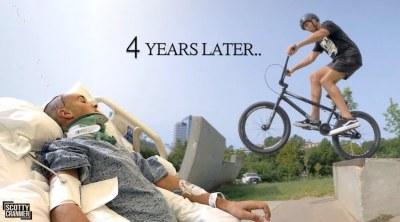 Scotty Cranmer 4 Years Later BMX