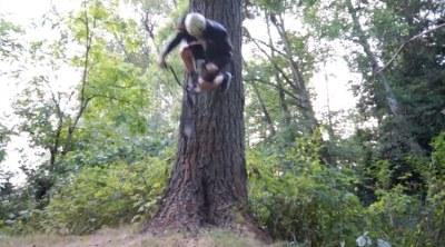 TreeMX Greg Flag BMX video