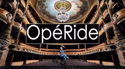 Raphael chiquet Opera Flatland BMX video