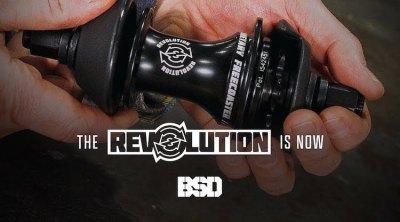 How Does The BSD Revolution Hub work BMX