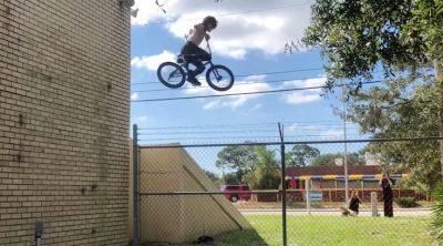 Bone Deth Josh Delarosa BMX bike Check