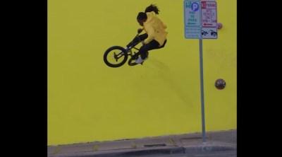 Brad Simms Adidas BMX