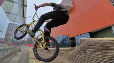 S&M Bikes Craig Passero and Charlie Crumlish BMX