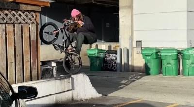 Joris Coulomb Shadow Conspiracy BMX video Seattle