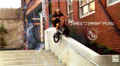 SM Bikes James Pease 2021 BMX video