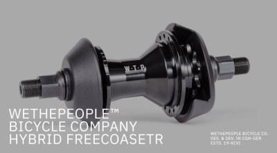 Wethepeople BMX Hybrid Freecoaster Hub