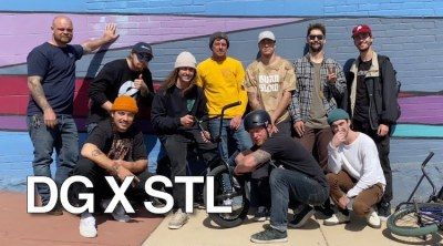 Daily Grind BMX in St. Louis